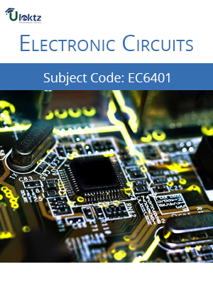 Electronic Circuits II-Important questions (EC6401)